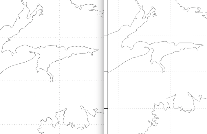Assessing mapdata world coastline